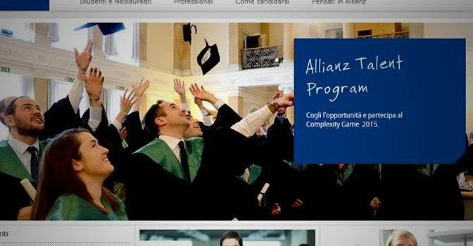 allianz talent program