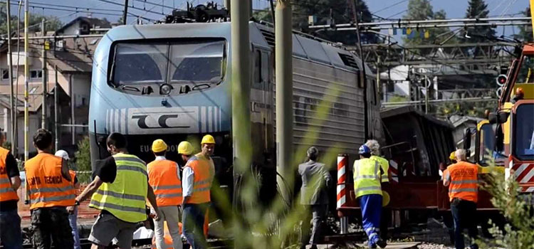Incidente ferroviario bressanone