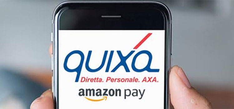 quixa amazon pay